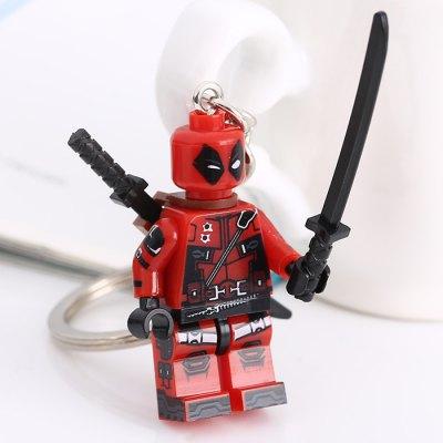 Breloczek Deadpool Ludzik @Gearbest
