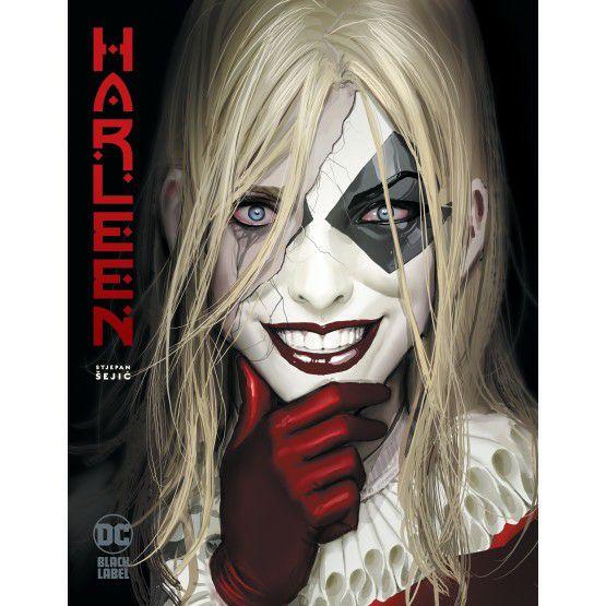 Harleen. Harley Quinn. Tom 1