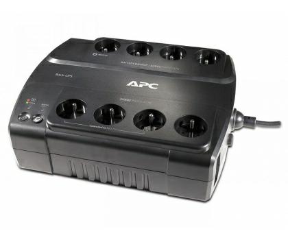 APC APC Back-UPS ES (700VA/405W) 8xPL (4+4) 1,8m @x kom