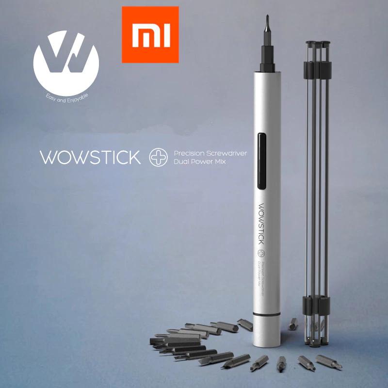 XIAOMI Mijia Wowstick 1P + 19 w 1 Elektryczny śrubokręt 16,19 $