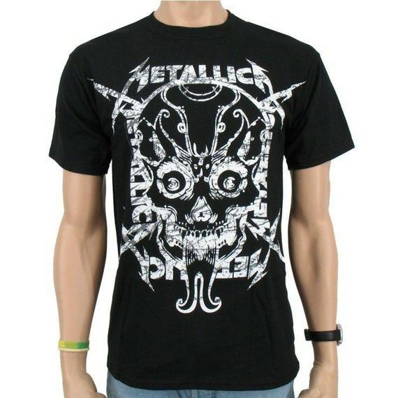 Koszulka Metallica Tribal Tongue