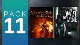 This War of Mine oraz Mount & Blade Ogniem i Mieczem w green man gaming