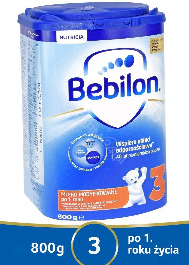 Bebilon 3 ProNutra 800g