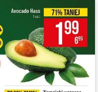 Avocado Hass szt. Brzoskwinie 3,99 zł / kg Ananas 2,99 zł / kg @Polomarket