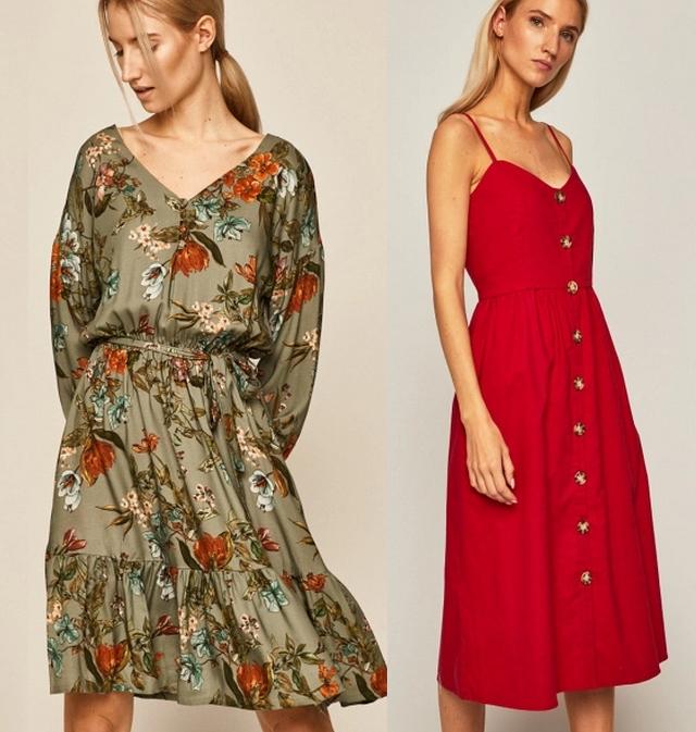 Summer Sale odzieży damskiej i męskiej w sklepie @Medicine - 30 zł rabatu na pierwsze zakupy