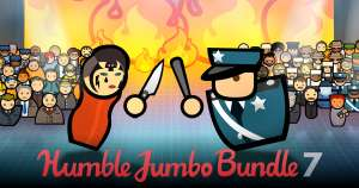Humble Jumbo Bundle 7 (m.in. Prison Architect)