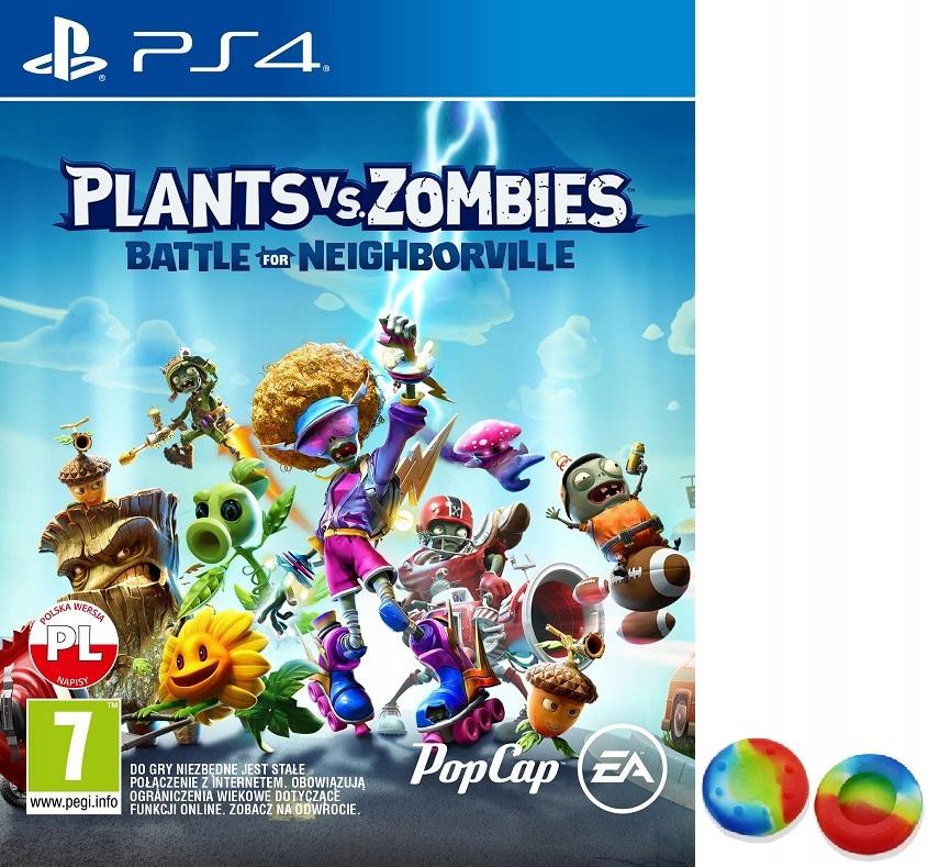 PLANTS VS ZOMBIES BATTLE FOR NEIGHBORVILLE +GRATIS @ PS4/Xbox One