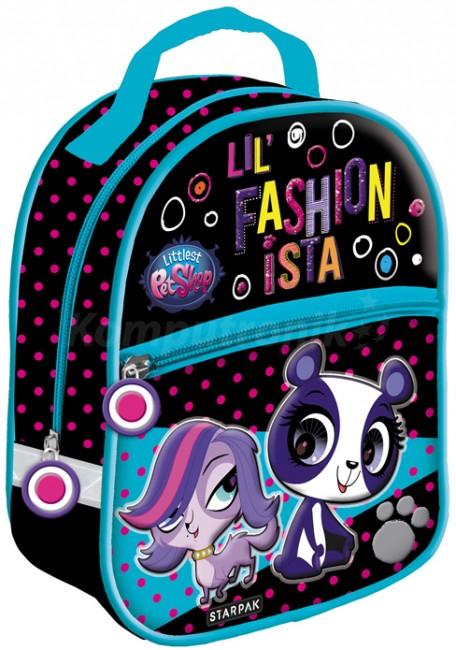 Plecak Starpak Littlest Pet Shop Mini STK 18-12 LPS