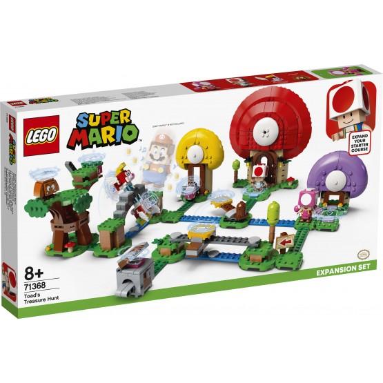 LEGO Super Mario - zestawy rozszerzające - LIVRO przedsprzedaż