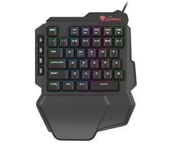 Kompaktowa klawiatura mechaniczna Keypad Genesis Thor 100 RGB @Euro