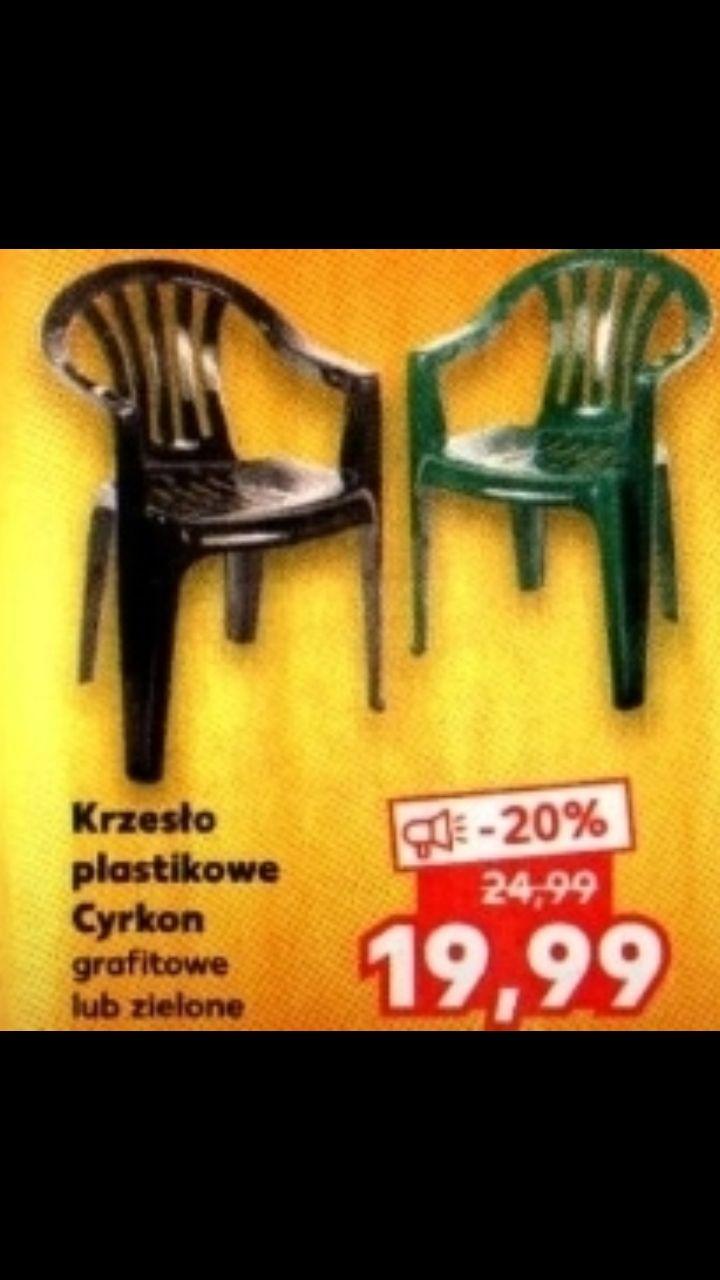 Krzesło plastikowe, ogrodowe oraz do -30% na pawilony, -50% akcesoria ogrodowe - Kaufland