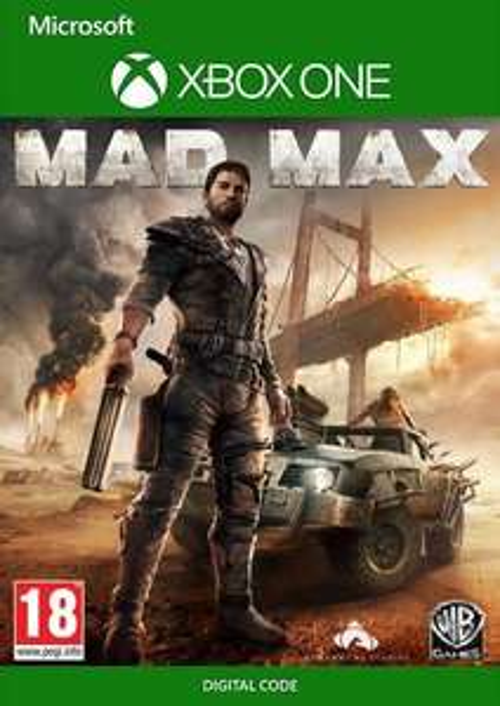 Mad Max Xbox One CDKeys