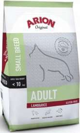 Karma dla psa. Arion Original Adult Small Lamb & Rice JAGNIĘCINA 7,5kg. - tofivet.pl