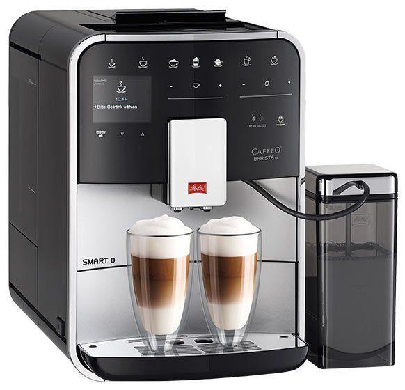 Ekspress do kawy Melitta Caffeo Barista TS Smart F85/0-101 + 5 KG kawy