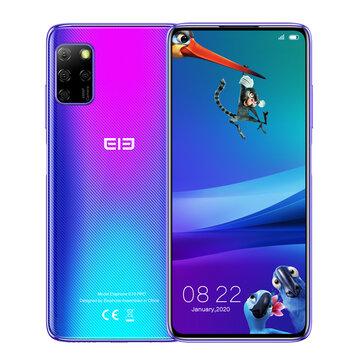 "Smartfon Elephone E10 Pro Global (6.55"", NFC, 4/128GB) @Banggood"