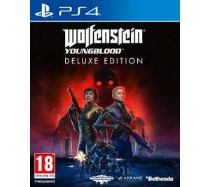 PS4 Wolfenstein: Youngblood - Edycja Deluxe PS4
