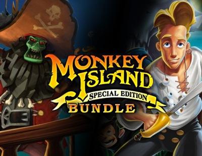 Monkey Island: Special Edition Bundle Steam CD Key