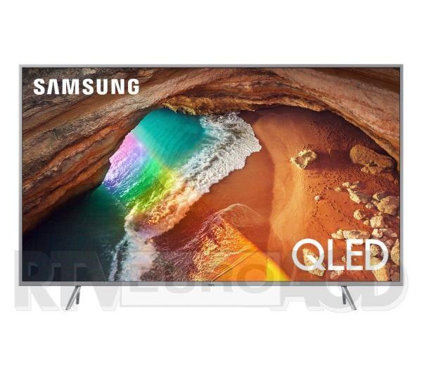 "Telewizor QLED 4K 65"" Samsung QE65Q67RAT + Zegarek Amazfit Bip S 3508 zł Euro RTV"
