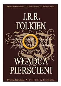 Ebook Władca pierścieni. Tom 1-3