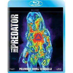Filmy Blu-ray Predator, Alfa, Escape room, Dziewczyna w sieci pająka,.. i inne