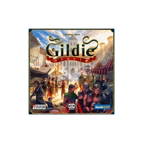 Gildie - gra planszowa