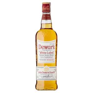 DEWARS White Label Whisky szkocka typu blend 07