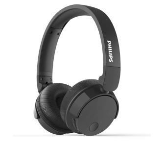 Słuchawki Bluetooth Philips BASS+ TABH305BK/00 @Euro