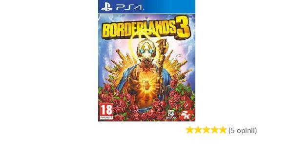 Borderlands 3 - PS4. EuroRtvAgd