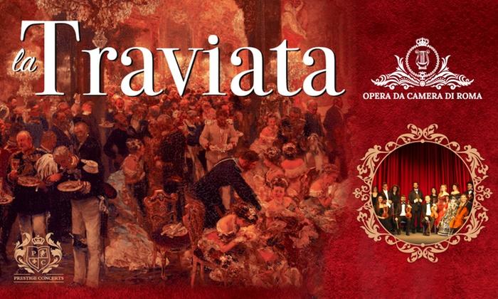 """Do 26% zniżki na bilety na operę """"La Traviata"""" @ Groupon"""