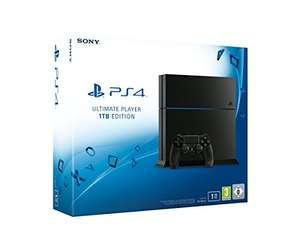 PlayStation 4 - Ultimate Player 1TB Edition