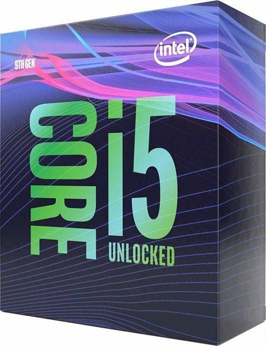 Intel® Core™ i5-9600K BOX