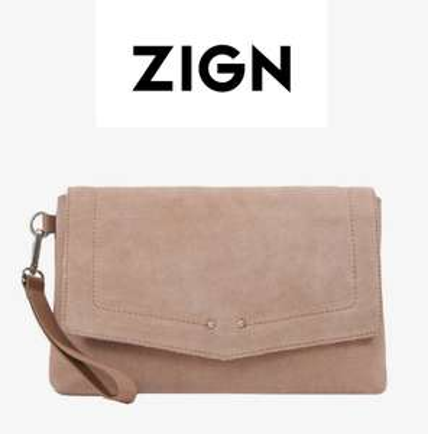 Skórzane torebki @ZIGN do 109 zł w @ZalandoLounge