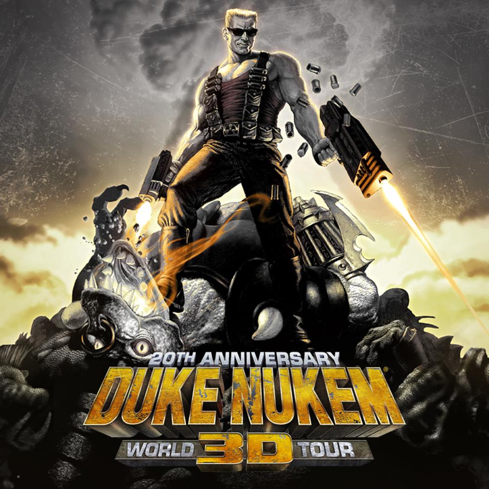 Duke Nukem 3D: 20th Anniversary World Tour @ Switch