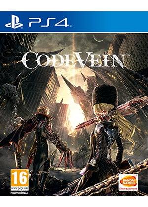 Code Vein na PlayStation 4 za 92 zł z wysyłką w Base