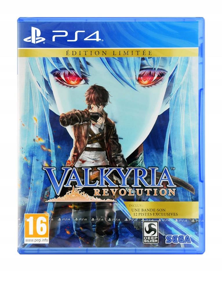 VALKYRIA REVOLUTION LIMITED EDITION PS4