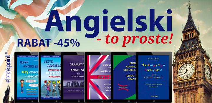 Język Angielski - rabat 45% @ ebookpoint