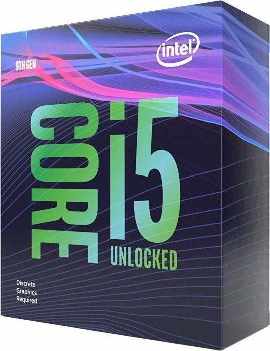 Procesor Intel Core i5-9600KF, 3.7GHz, 9MB, BOX