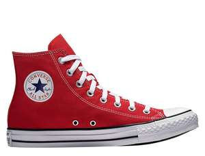 Converse Chuck Taylor All Star Hi Red - BUTY UNISEX