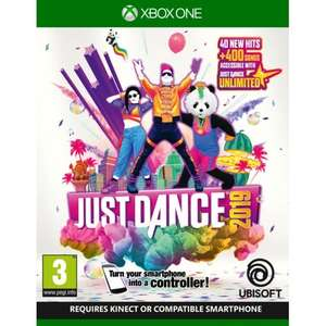 Gra Just Dance 2019 XBOX ONE, Media Expert + gratis