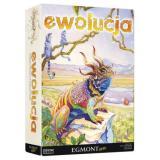 Gra Planszowa Egmont Ewolucja