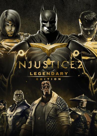 Injustice 2 Edycja Legendarna PC za 22,79z