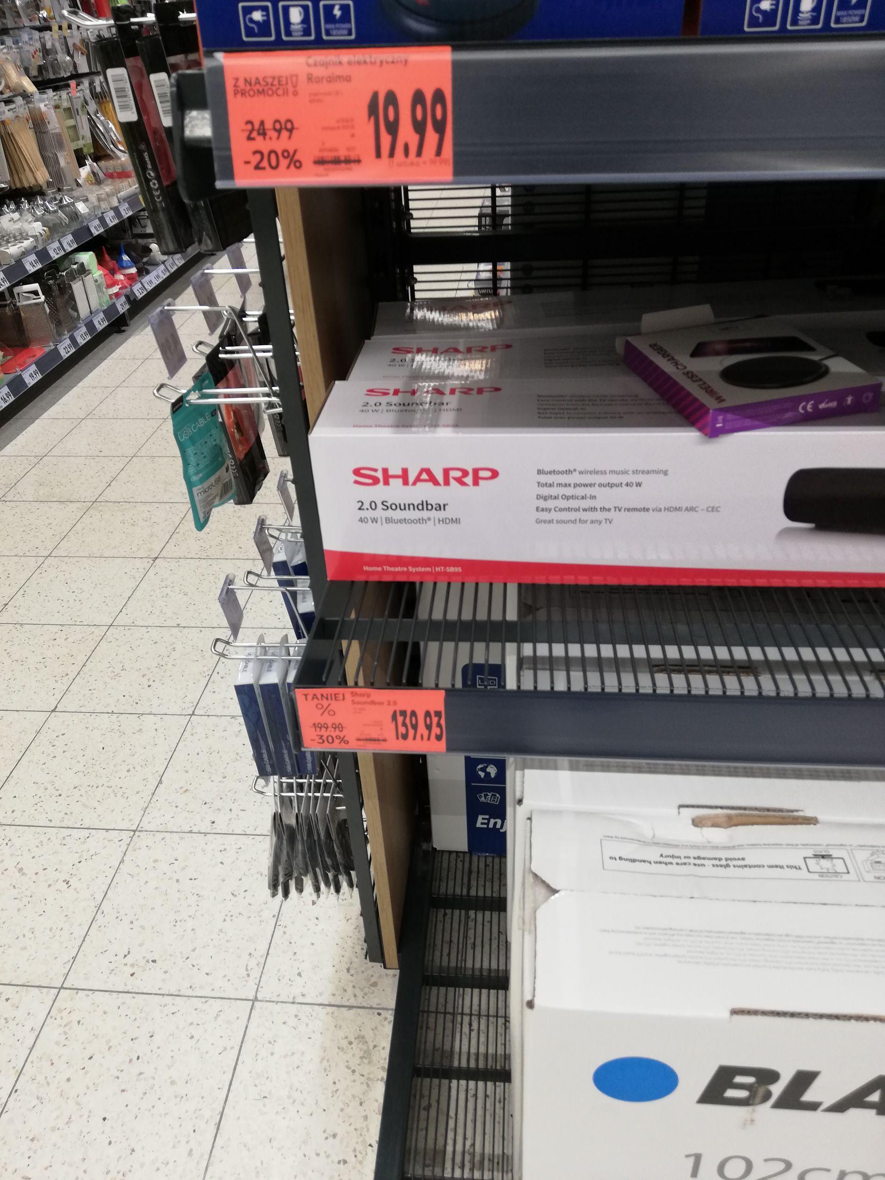 Soundbar Sharp HT - SB95