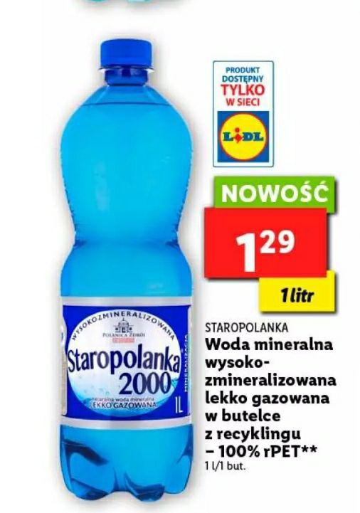 Staropolanka 2000 1 litr - 2120 mg/l