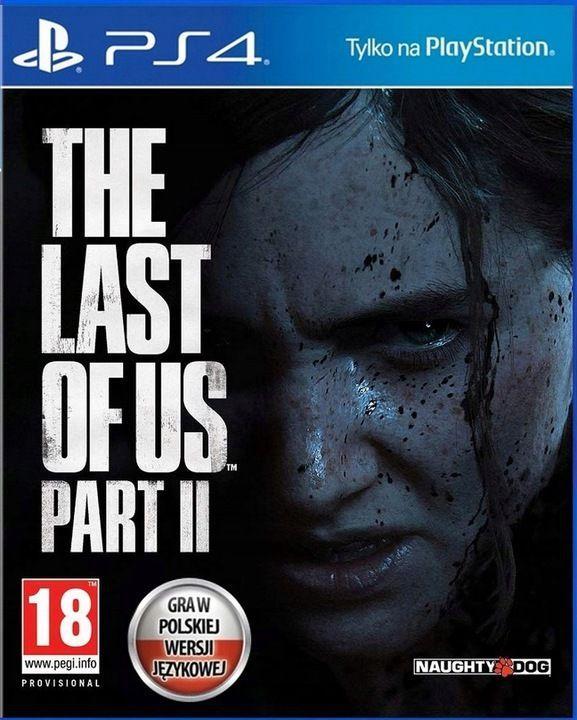 The Last of Us Part II w obniżonej cenie.