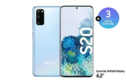 Samsung Galaxy S20 (tylko niebieski) z Exynosem i 3 letnią gwarancją amazon