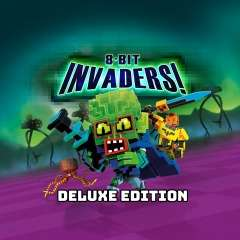 8-Bit Invaders! - Deluxe Edition PS4 z PS+ za 1,45zł
