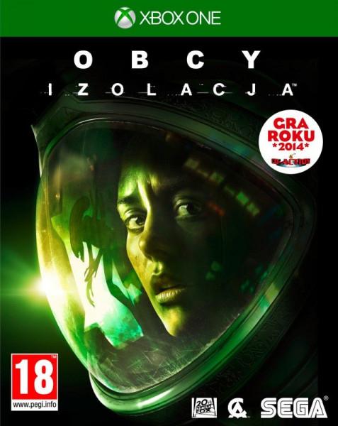 Obcy: Izolacja - Edycja Nostromo (Xbox One) Polska Wersja
