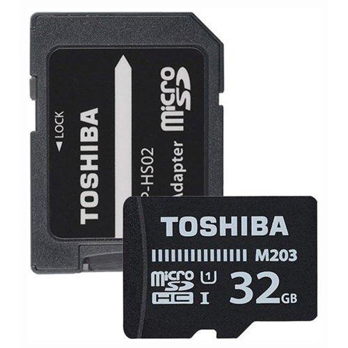 karta pamięci TOSHIBA Micro SDHC 32GBTHN-M203K0320EA