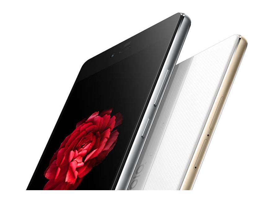 ZTE Nubia Z9 Max Dual SIM LTE czarny @x kom