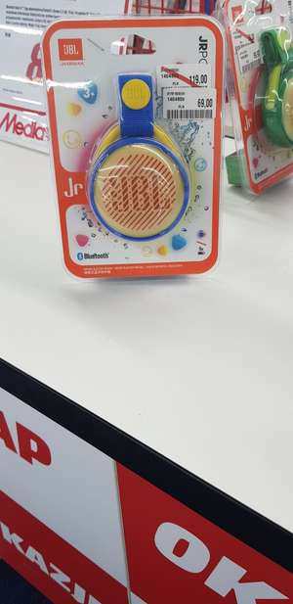 Głośnik JBL JRPOP Media Markt